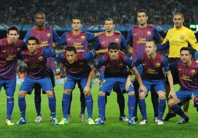Avropanın ən yaxşı 10 komandası açıqlandı