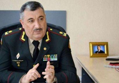 İstefaya göndərilən general yeni vəzifəyə təyin edildi