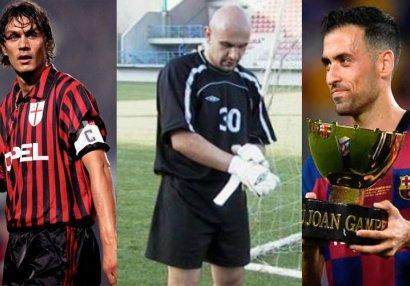 """Kramarenko, Diniyev, Maldini, Şmeyxel... – """"Neftçi"""", """"Barselona"""", """"Real"""""""