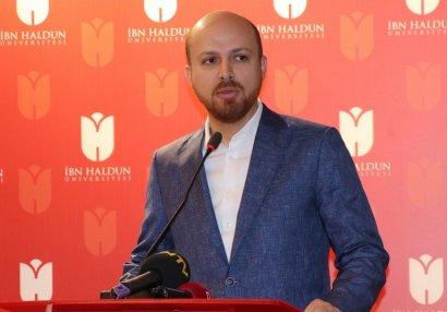 Bilal Ərdoğan Bakıda Forum keçirəcək
