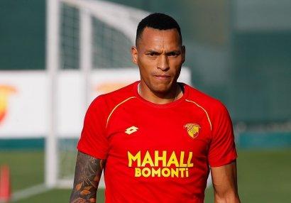 Braziliyalı oyunçu Türkiyə klubundan getdi
