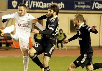 """""""Neftçi""""nin 19-cu, """"Qarabağ""""ın 15-ci medalı"""