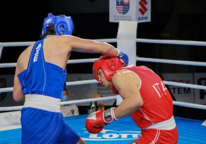 DÇ: Azərbaycanın daha bir boksçusu 1/4 finala yüksəldi