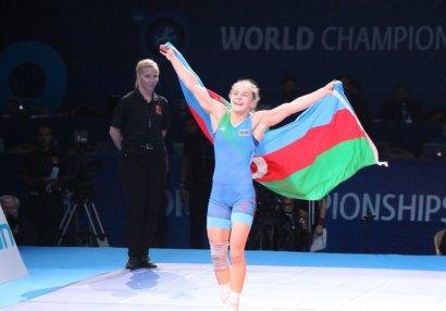 Avropa çempionatı: Mariya Stadnik final görüşünə çıxacaq