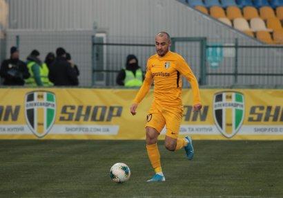 Ukrayna klubu millimizin futbolçusunu göndərir