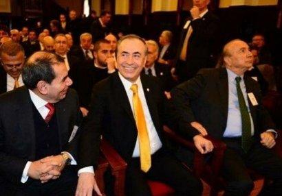 """Mustafa Cengiz yenidən """"Qalatasaray""""ın prezidentliyinə namizəd olacaq?"""