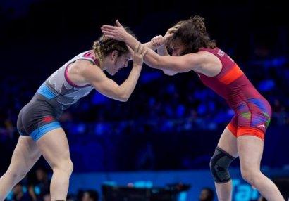 AÇ: İki şansın heç biri medal gətirmədi