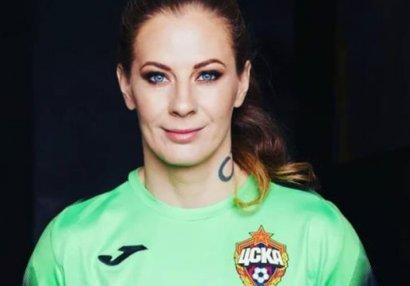 Rus qadın futbolçudan şok etiraf