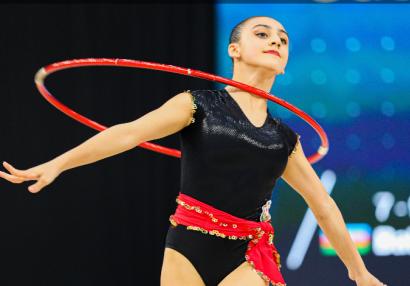 Dünya Kuboku: Gimnastlarımız finala vəsiqə qazandı