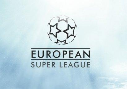 3 məşhur klub Avropa Super Liqası ilə bağlı ortaq bəyanat yaydı