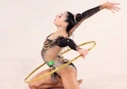 Kramarenkonun qızı Bakıda gümüş medal qazandı