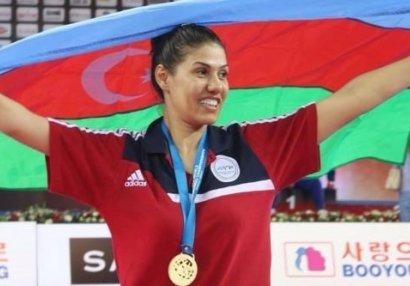 Aynur Məmmədova Olimpiadaya lisenziya qazandı