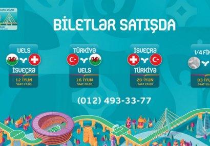 AVRO-2020: Bakıdakı oyunlar üçün biletlər satışa çıxarılır
