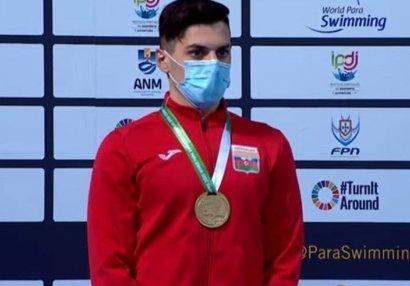 Paralimpiyaçımız Avropa çempionu oldu