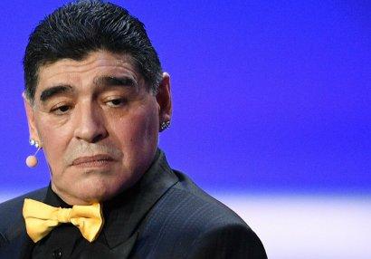 Baş Prokurorluqdan iddia: Maradona öldürülüb!