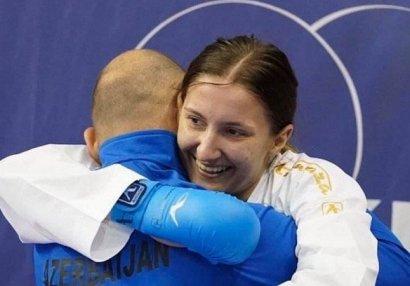 Azərbaycan karateçisi Avropa çempionu oldu