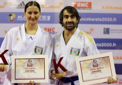 Avropa çempionatı: Rafael Ağayev finalda uduzdu