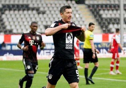 Levandovski Herd Müllerin rekordunu qırdı