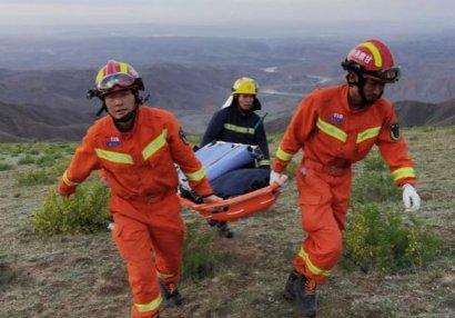 Ultramarafon zamanı 21 nəfər donaraq öldü