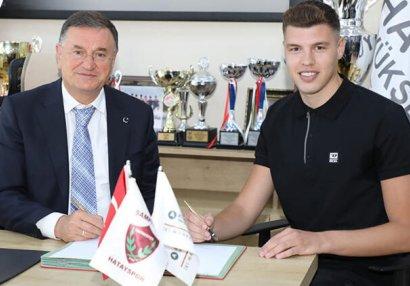 Türk klubundan növbəti transfer