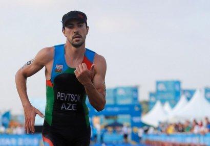 Azərbaycan triatlonçusu Avropa Kubokunun qalibi oldu