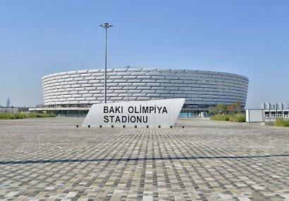 Bakı Olimpiya Stadionu AVRO-2020-yə hazırdır