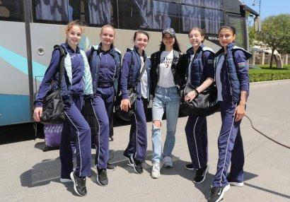 Avropa çempionatına yollanacaq gimnastlarımız