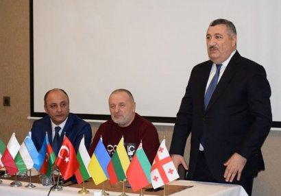 Azər Həsənov beynəlxalq federasiyanın prezidenti seçildi