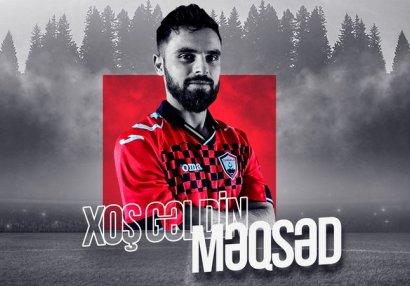 Məqsəd İsayev yeni klubda - RƏSMİ