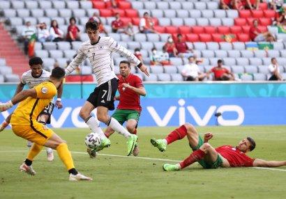 Portuqaliya - Almaniya matçının rekordları və antirekordları