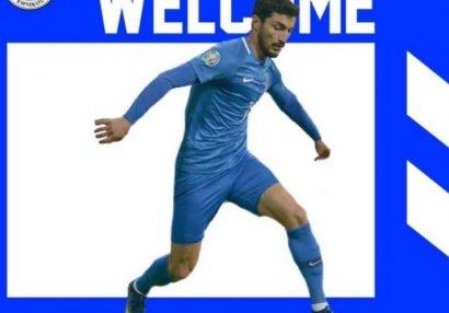 Araz Abdullayev Kipr klubuna transfer olundu