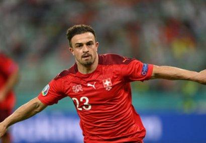 İsveçrə - Türkiyə matçının ən yaxşı futbolçusu açıqlandı