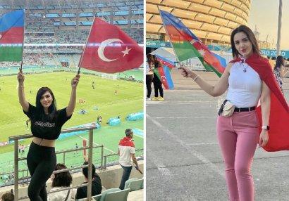 AVRO-2020: II turun ən gözəl xanım azarkeşləri - FOTOLAR