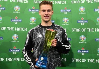 Almaniya - Macarıstan matçının ən yaxşısı kim oldu?