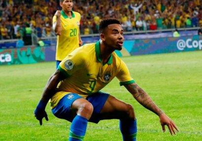 Amerika Kuboku: Braziliyadan növbəti qələbə - VİDEO