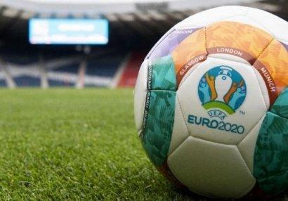 AVRO-2020: Bakıda Danimarkayla Çexiya oynayacaq, Belçika 1/4 finalda