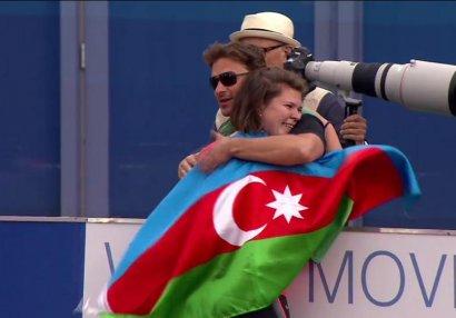 Azərbaycan atleti Balkan çempionatının qalibi oldu