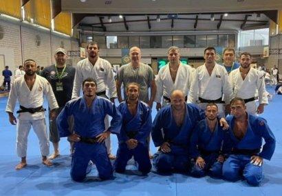 Yığmamız Olimpiadaya Xorvatiyada hazırlaşır