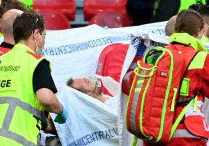 УЕФА пригласил Эриксена и спасших его врачей на финал ЕВРО-2020