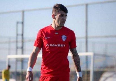Azərbaycanlı futbolçu yenidən Ukrayna Premyer Liqasında?