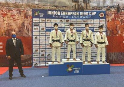 Avropa Kuboku: Cüdoçularımızdan ilk gündə 3 medal