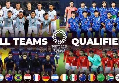 Стартует футбольный турнир Олимпиады 2020