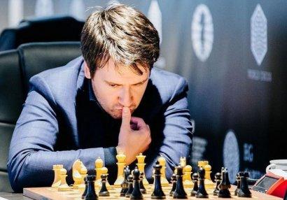 """Rəcəbov """"Chessable Masters""""dən kənarda qaldı"""