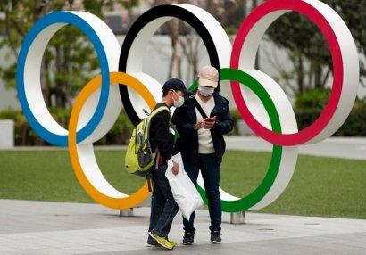 Olimpiadada yoluxma sayı 100-ü ötdü