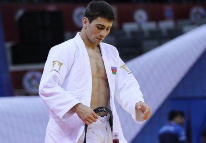 Tokio 2020: Rüstəm Orucov medalsız qaldı - YENİLƏNDİ