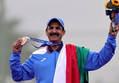 Tokio 2020: 57 yaşlı Olimpiya medalçısı