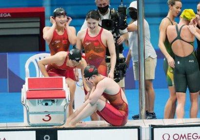 Çin dünya rekordunu geri qaytardı