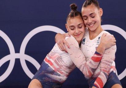 Tokio 2020: Əkiz azərbaycanlılar medalsız qaldı