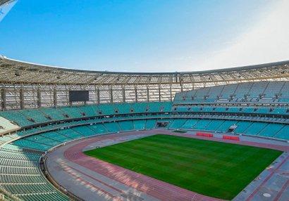 Матчи сборной Азербайджана пройдут без зрителей - ЧМ-2022