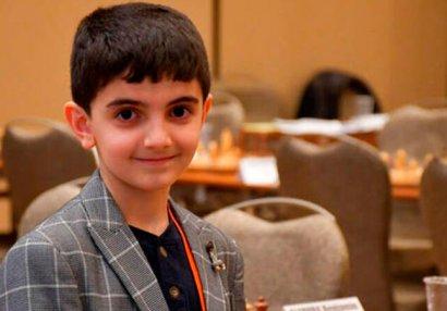 10-летний азербайджанский шахматист стал победителем Кубка мира